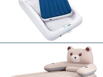 11 Best Toddler Travel Beds To Buy In 2020