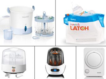 13 Best Bottle Sterilizers For Babies In 2019