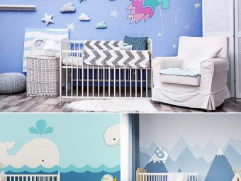 15 Lovely Baby Boy Nursery Room Ideas