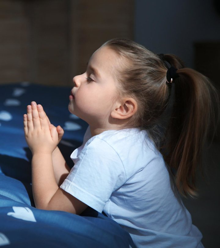 Simple And Easy Bedtime Prayers For Children