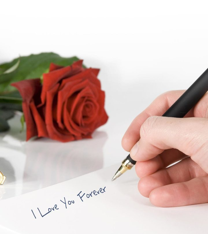 21 Romantic Love Letters For Wife