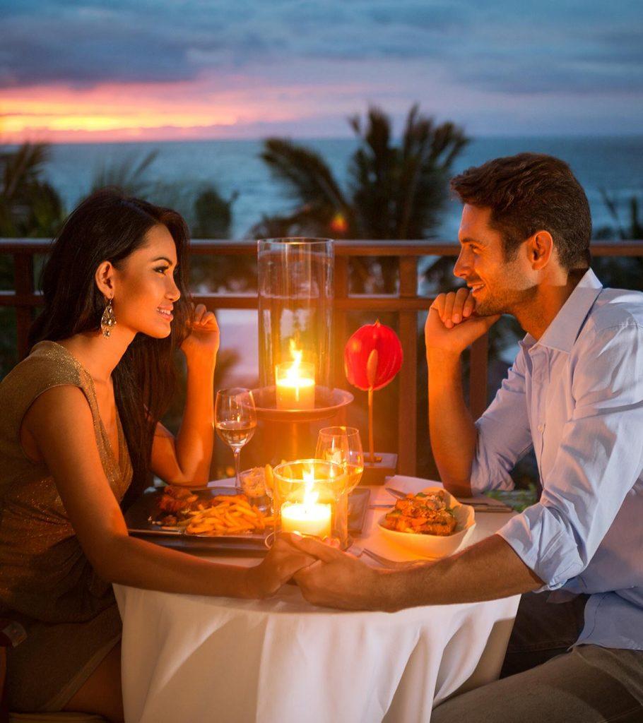 romantic dating ideas
