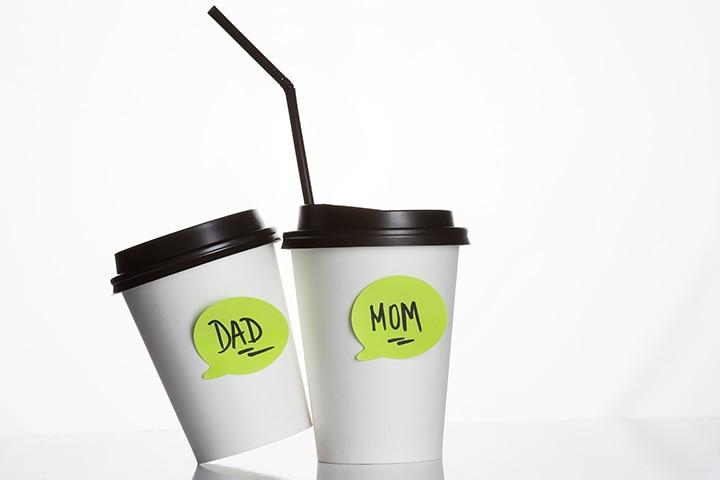 A coffee cup idea