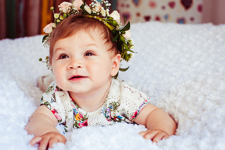 Baby Girl Names With Five Letters Or Fewer