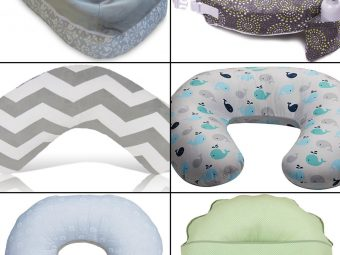 13 Best Nursing Pillows For Breastfeeding