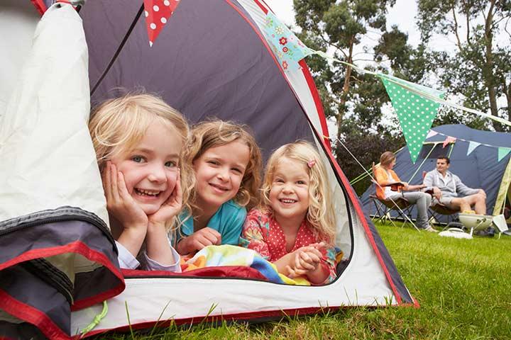 Decorating A Tent
