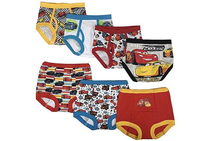Disney Boys' Toddler Training Pants Kit