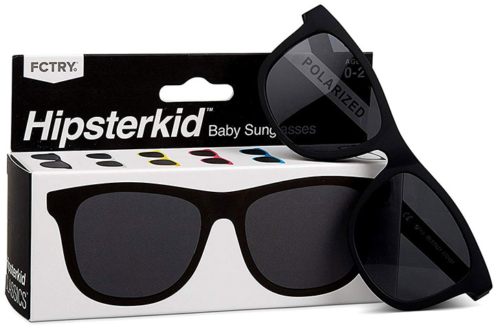 FCTRY Hipsterkid Baby Sunglasses
