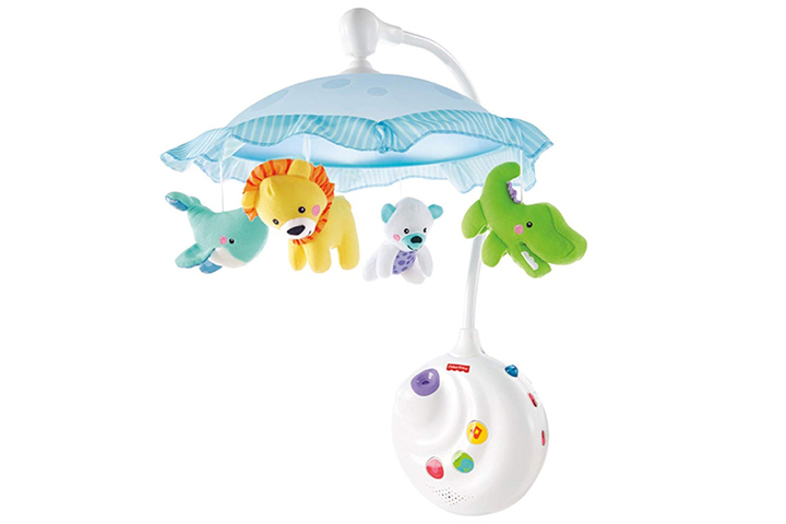 Fisher-Price Precious Planet 2-in-1 Projection Mobile