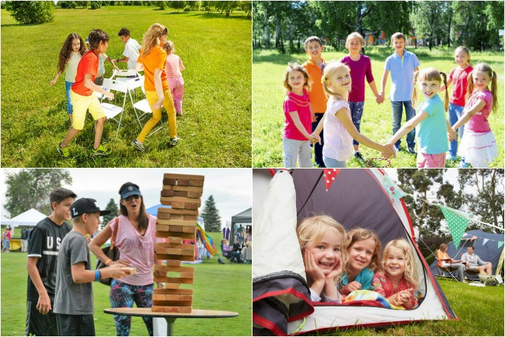 Fun Picnic Games and activities For Kids