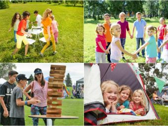 15 Fun Picnic Games and activities For Kids