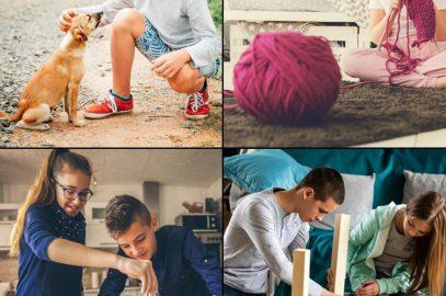 69 Fun Teenage Hobbies To Choose From
