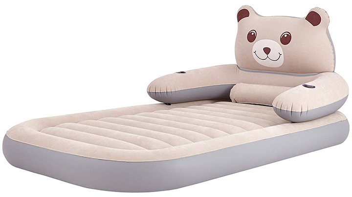 HOMCA Air Travel Bed For Toddlers