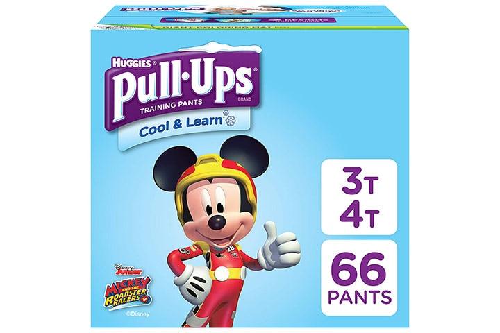 Huggies Pull-Ups Cool & Learn