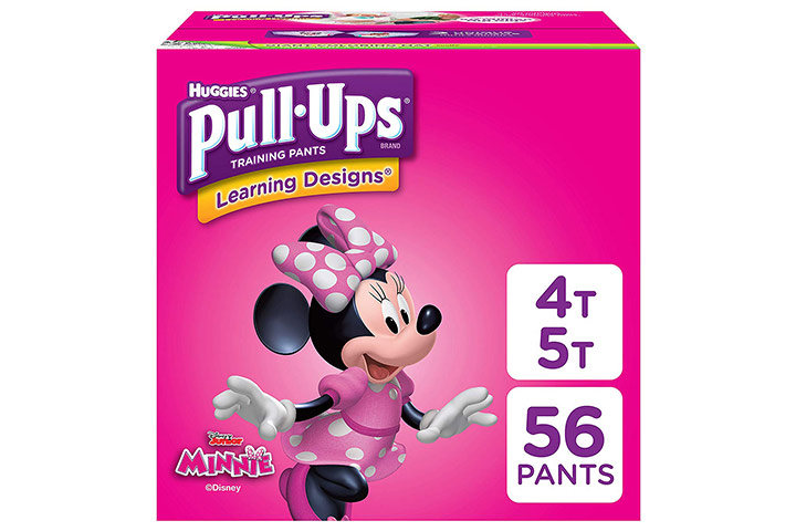 Huggies Pull-Ups Learning Designs Training Underwear