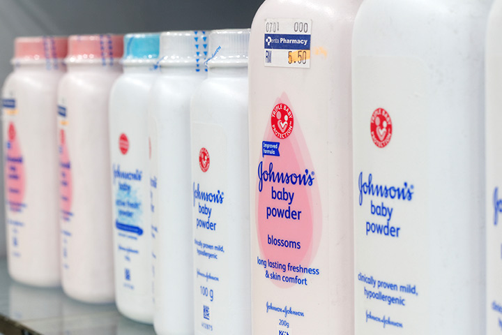 Johnson's Talc Proven To Be Always Safe For Baby