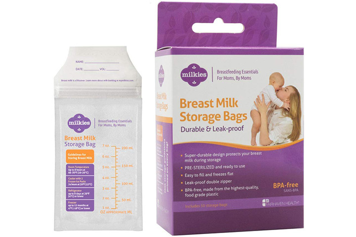 13 Best Breast Milk Storage Bags To Buy In 2019 -4916