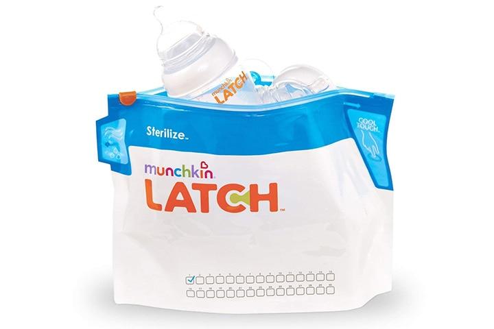 Munchkin Latch Microwave Sterilize Bags