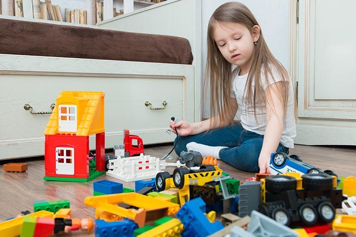 Organize Your Kid's Toys