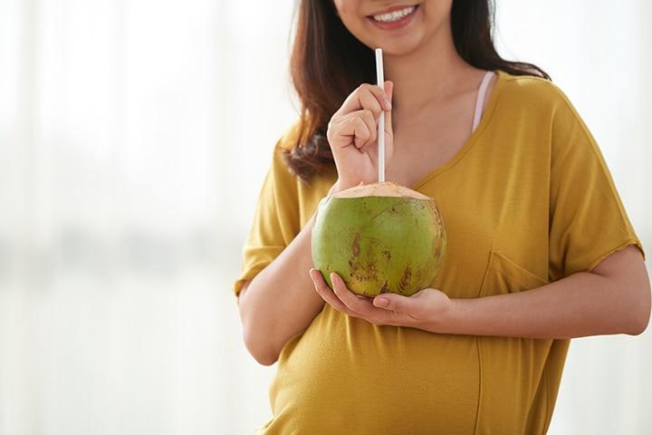 Pregnancy Me Nariyal Ke Fayde