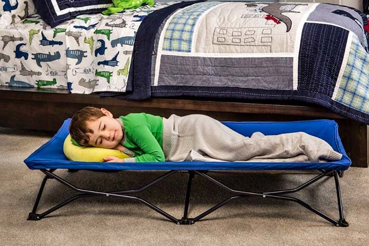 Regalo My Cot Portable Toddler Bed (4.4)