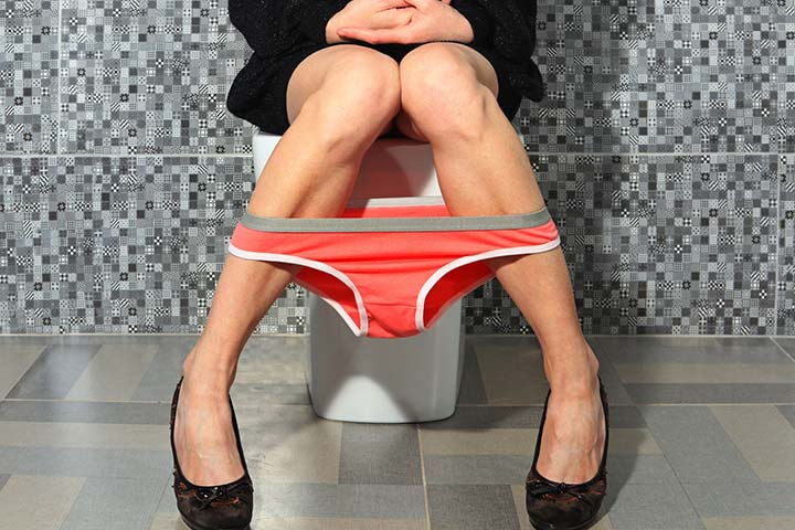 That First Poop After Baby & 6 Other Bathroom Truths No One Tells Us