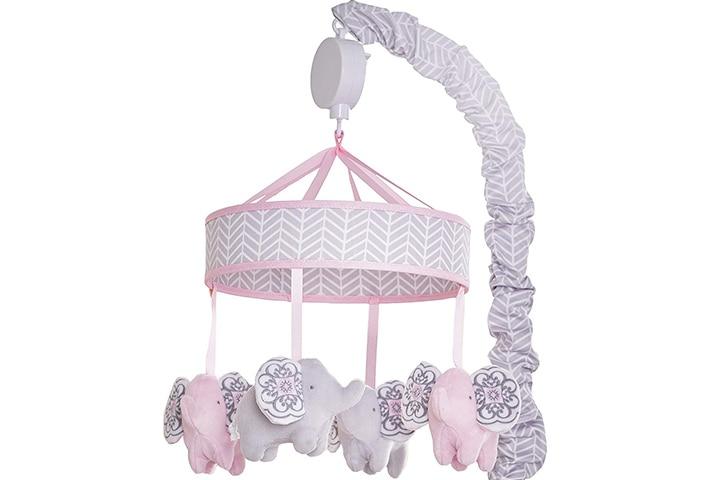 Wendy Bellissimo Baby Mobile Crib Mobile