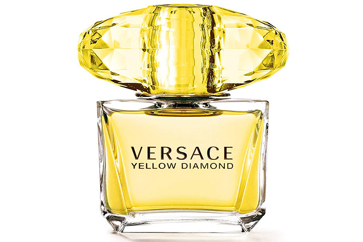 Yellow Diamond by Versace
