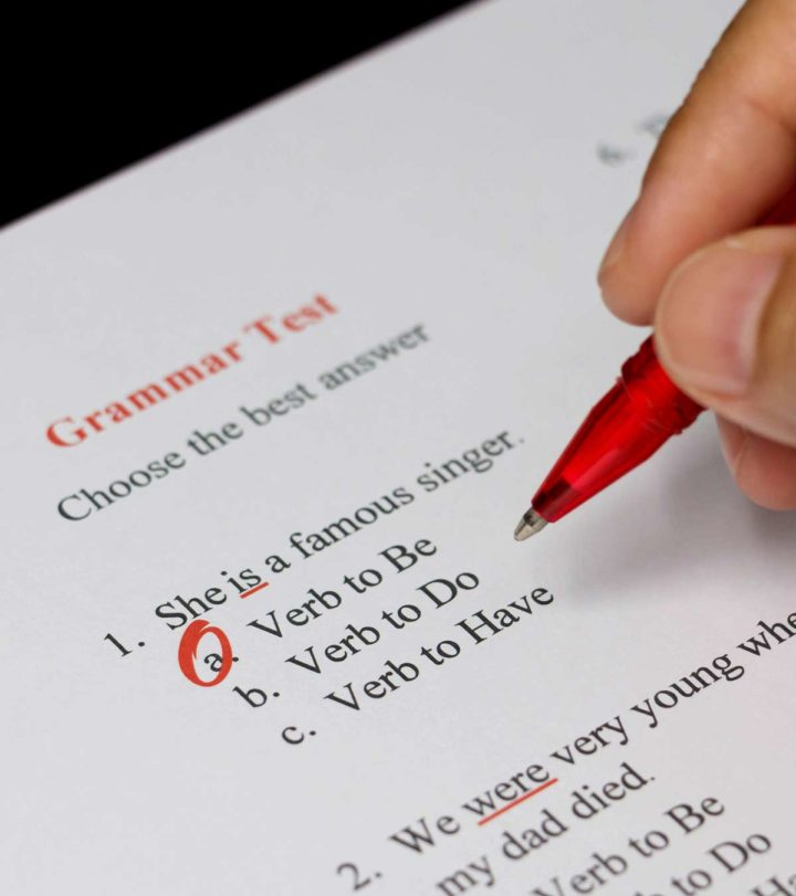 101 English Grammar Quiz Questions And Answers For Kids