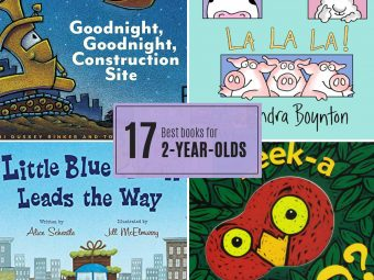 17 Best Books For 2-Year-Olds