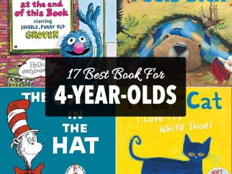 17 Best Books For 4-Year-Olds