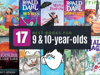 17 Best Books For 9 And 10-Year-Olds