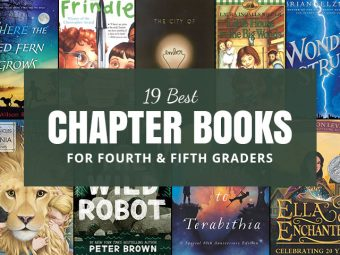19 Best Chapter Books For Fourth and Fifth Graders