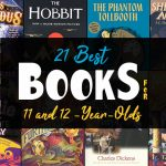 21 Best Books for 11 and 12 -Year-Olds