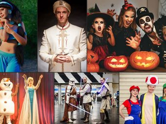 21 Best Family Costume Ideas