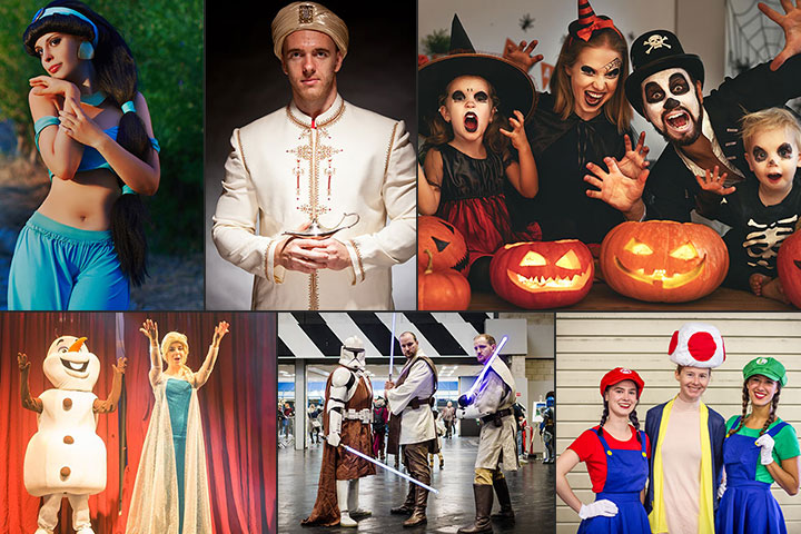 Original Halloween Costume Ideas 2019.21 Best Family Costume Ideas