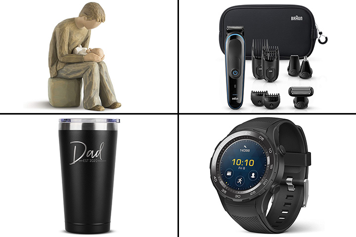 25 Best Gifts For New Dads