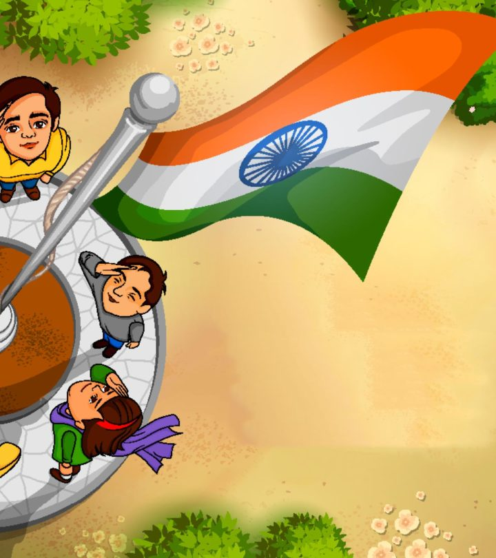 31 Interesting Indian National Flag Facts For Kids