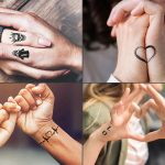 31 Matching Tattoos For Couples