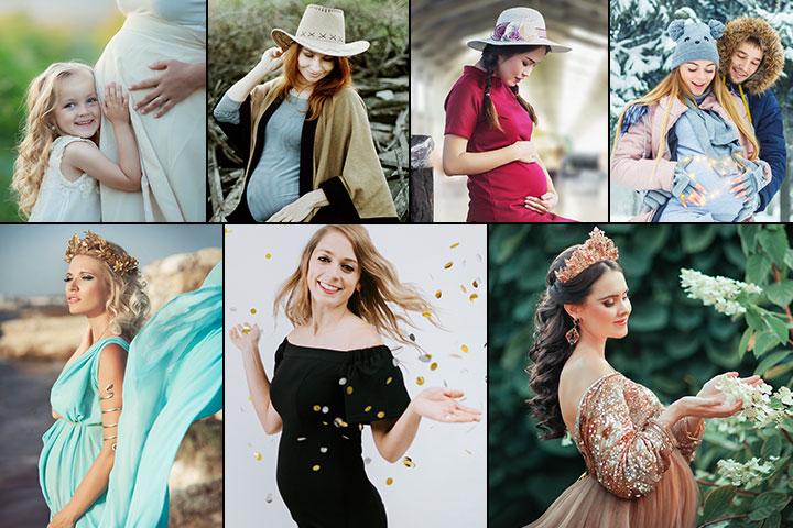 41 Creative Maternity Photoshoot Ideas