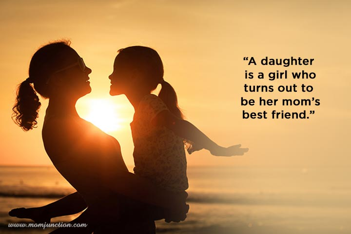 cute short mother daughter quotes