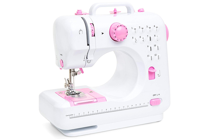 Best Choice Products 6V Multifunction Compact Sewing Crafting Machine