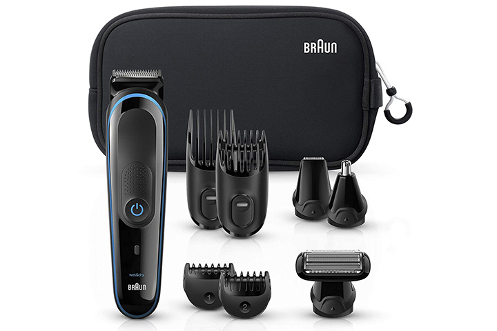 Braun Hair Clippers for Men