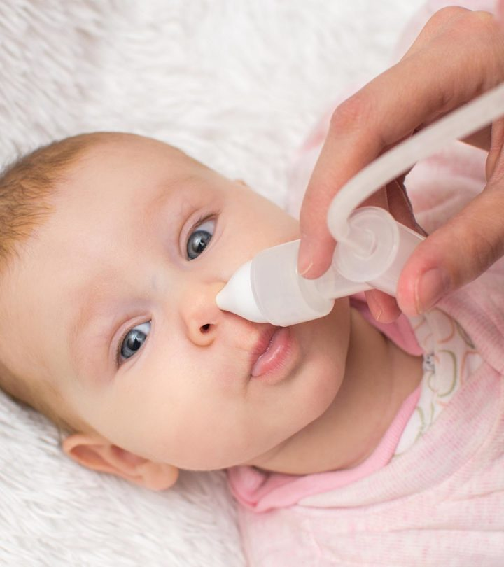 Chest Congestion In Babies