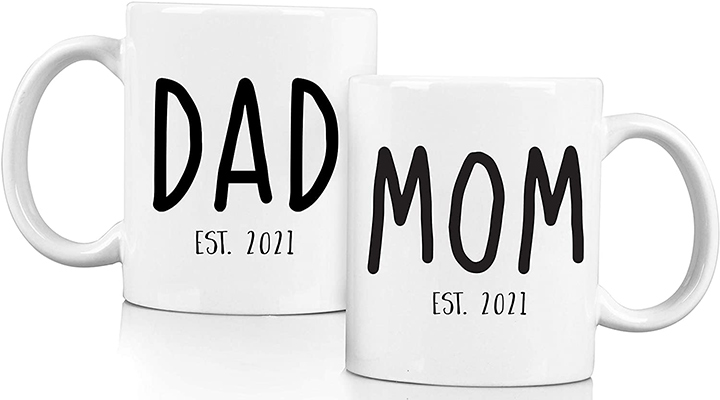 Gelid Coffee Mug Set