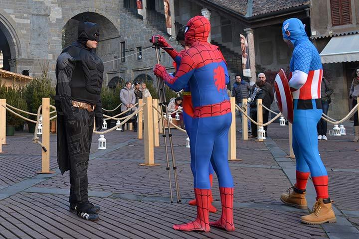 Marvel's Avengers family costume