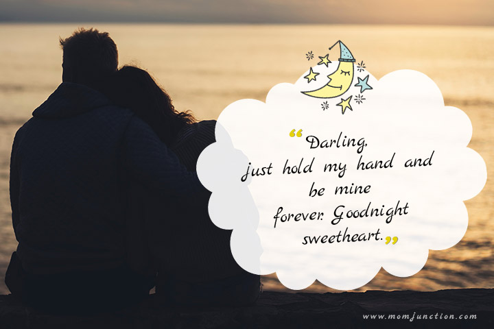 Beautiful Good Night Love Messages For My Wife