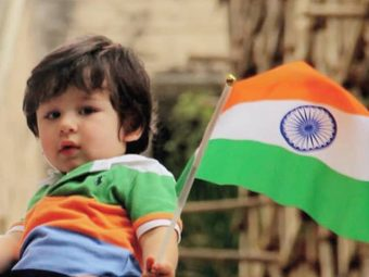 Taimur Ali Khan's 10 Pictures That Are Sure To Touch Your Heart