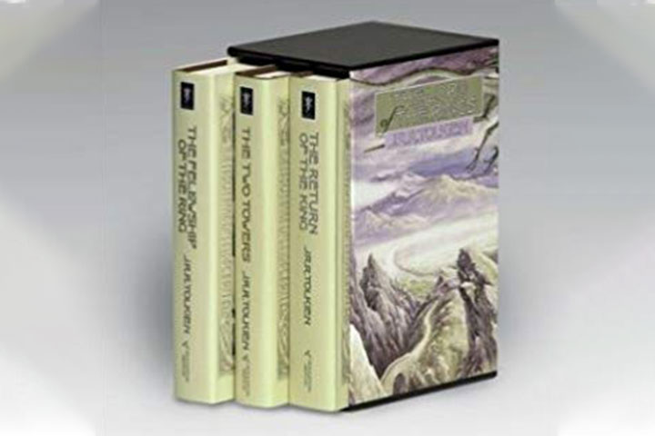1. The Lord of the Rings Series