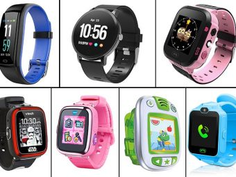 11 Best Smartwatches for Kids In 2020